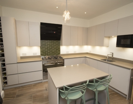 Elisa Cook | Palmers Green Kitchen Design