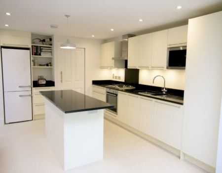 Elisa Cook | Finsbury Park Kitchen Design