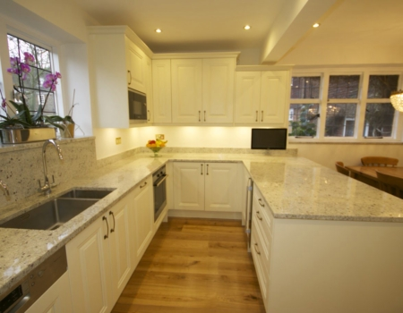 Elisa Cook | Hampstead Garden Suburb Kitchen Design