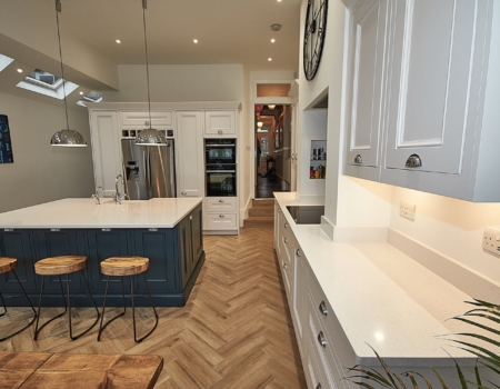 Elisa Cook | Muswell Hill Kitchen Design